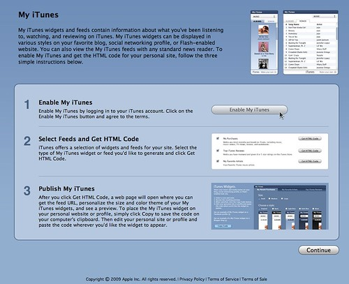 My iTunes | Chris Messina | Flickr