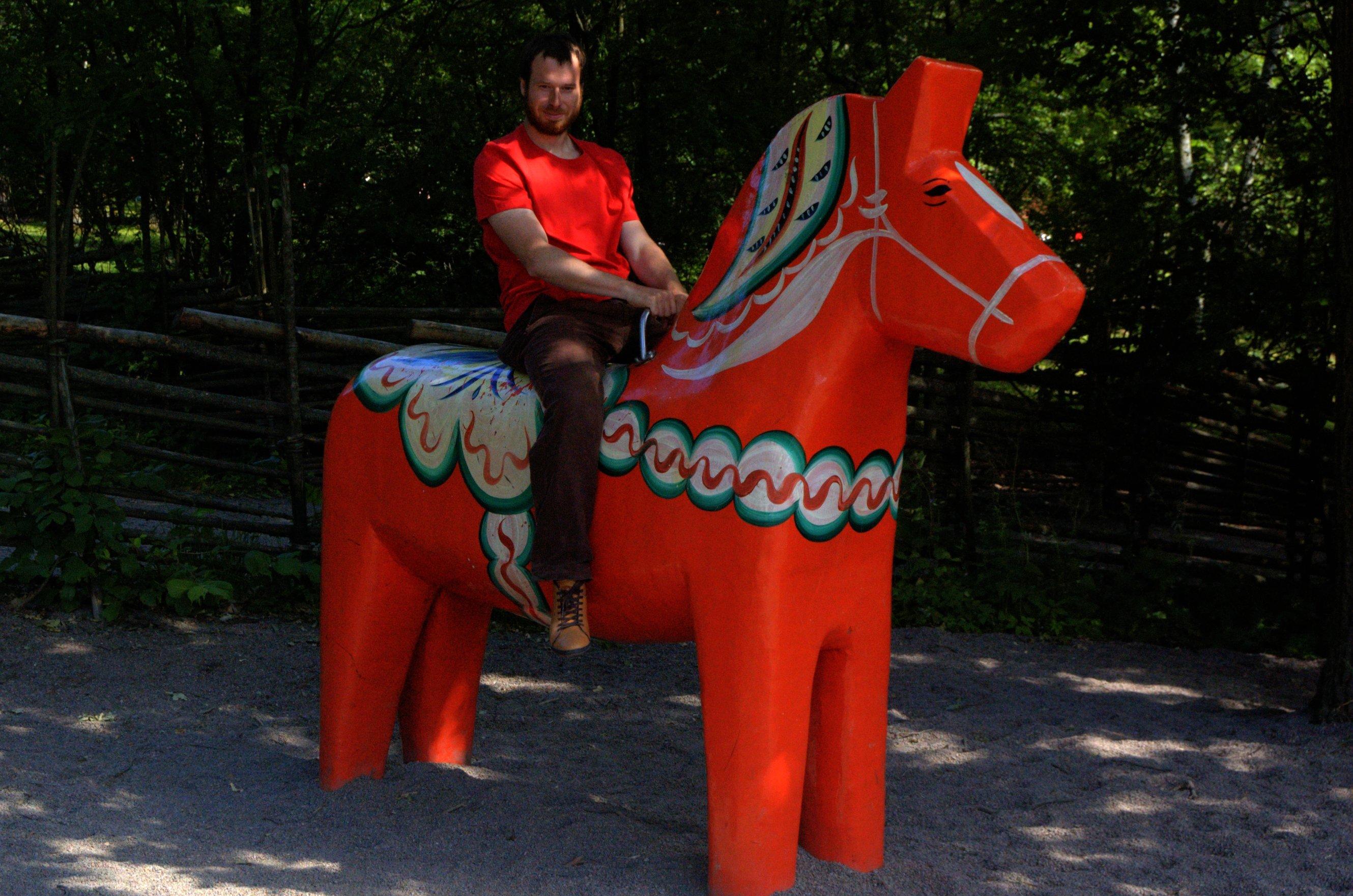 ... na koně ... a domu!