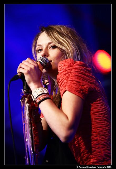 Sefany June @ Landje van Pop 2011