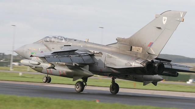 XIII Sqn Tornado