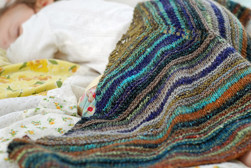 shawls for napping | by SouleMama