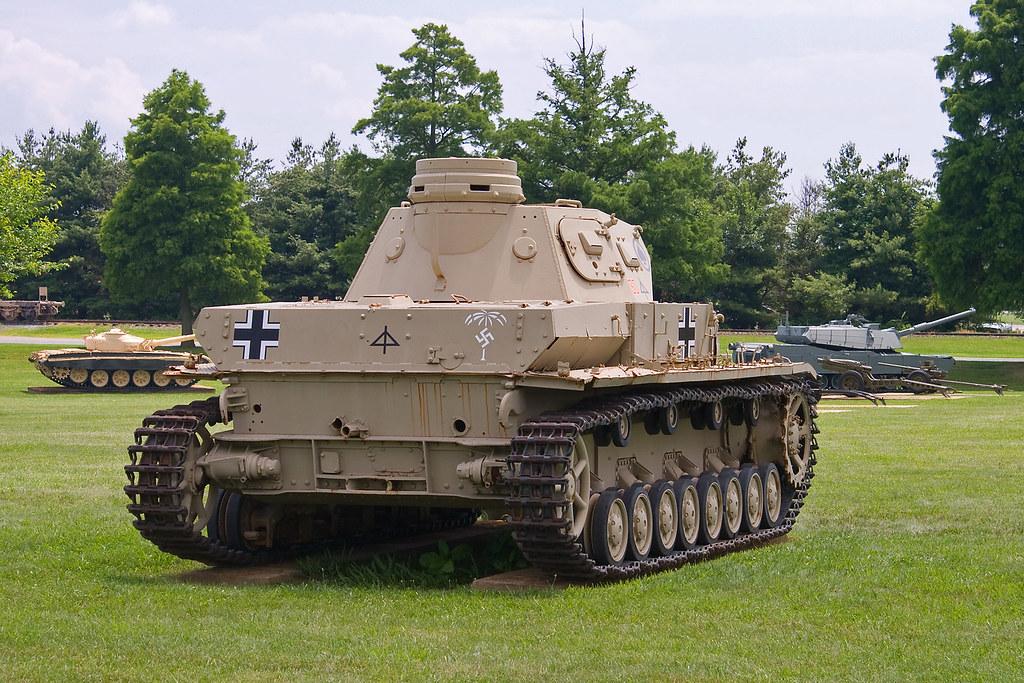Panzer PzKpfw IV Ausf D | Ryan Keene | Flickr