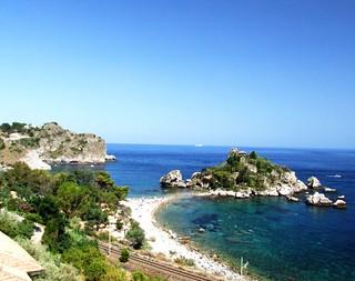 Isola Bella-Taormina-Messina-Sicilia-Italy - Creative Commons by gnuckx | by gnuckx