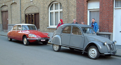 Classic Citroëns [DSCF0218]