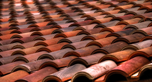 roof abstract architecture tile texas architecturaldetail roofs hdr spanishtile hdri photomatix redtile d80 nikond80