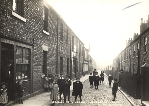 031454:Brandling Village Jesmond Unknown c.1910-1912 | by Newcastle Libraries