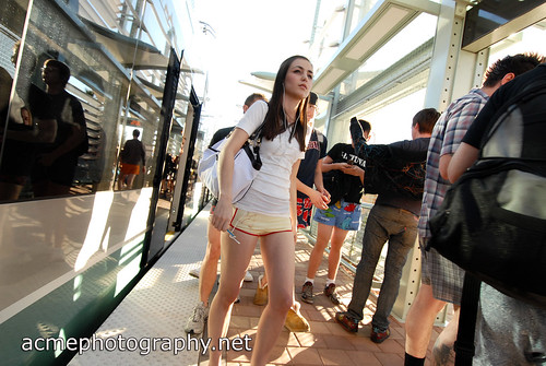 NO Pants LightRail Ride - Phoenix, AZ - Improv Everywhere | by ACME-Nollmeyer