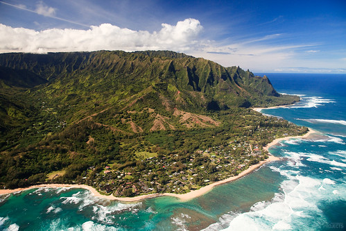 From the Air - North Shore, Kauai | by JeremyHall