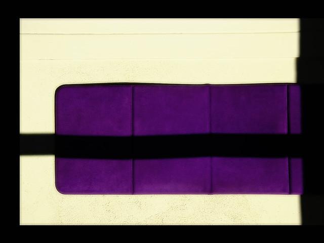 Horizontal Purple