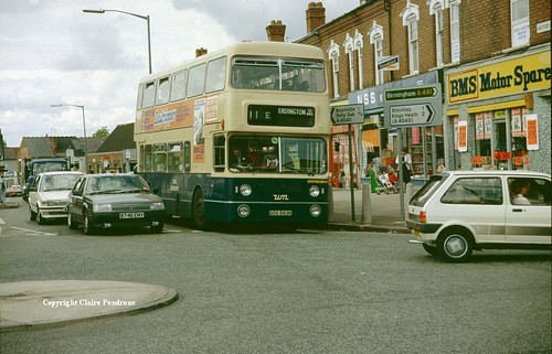 Watford Road, Cotteridge, South Birmingham, 1985 | by Lady Wulfrun