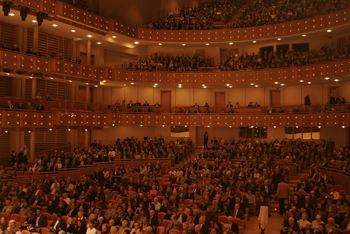 Knight Concert Hall   by Knight Foundation