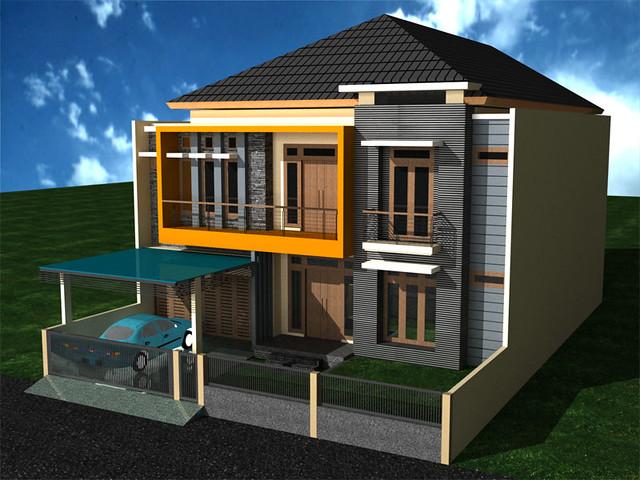 47 Koleksi Www.gambar Rumah 2 Lantai.com Gratis