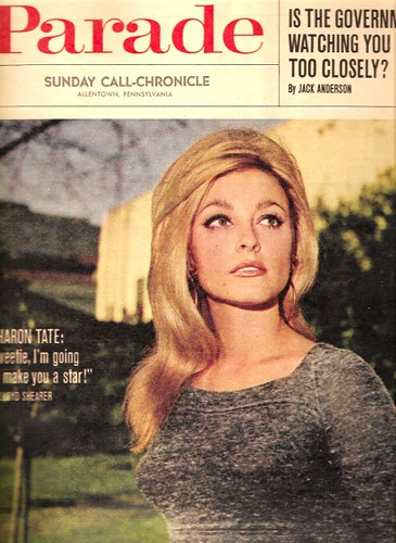 Sharon Tate - Parade (September 1966)
