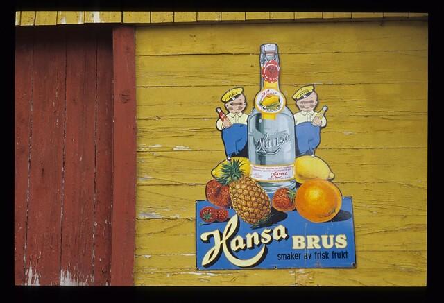 Hansa Brus, Norge