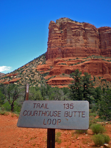 Courthouse Butte Loop | by Coconino NF Photography