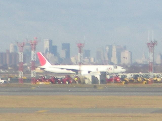 JFK Airport Runway - New York