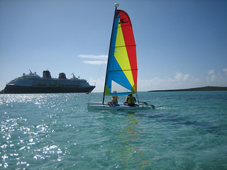 Castaway Cay - Hobiecat 02 | by Gator Chris