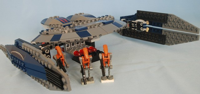 Star Wars Lego 8016 Hyena Droid Bomber Star Wars Lego 8016 Flickr