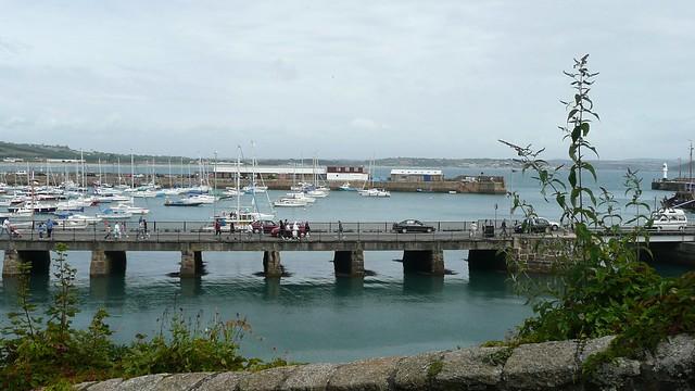 Penzance Harbour,Cornwall