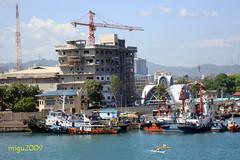 Cebu City Port Tugs