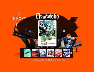 Innova - Developed for: Innova la Marca