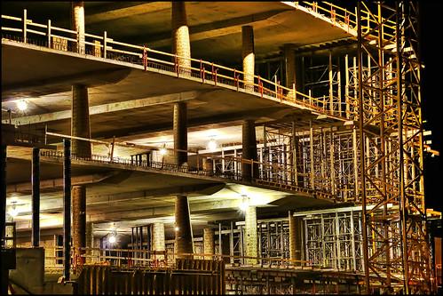 U of M construction