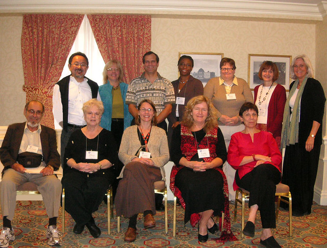 Committee on International Relations in Psychology 2008