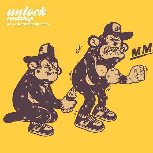 Unlock Illustration
