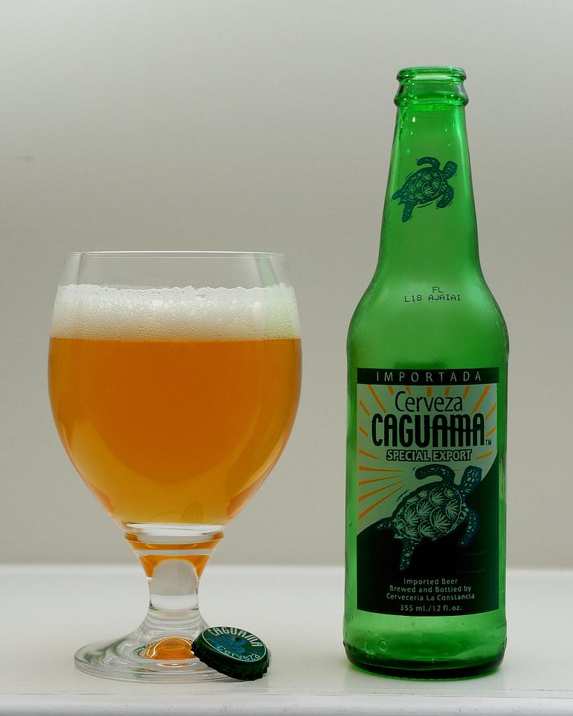 Caguama Cerveza Brewed And Bottled By Cerveceria La Consta Flickr