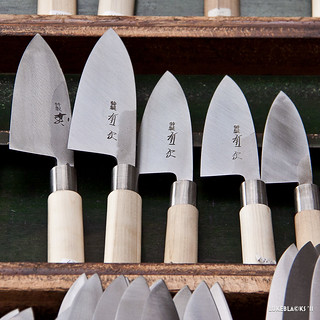 japanese knives | by LukeBlacks