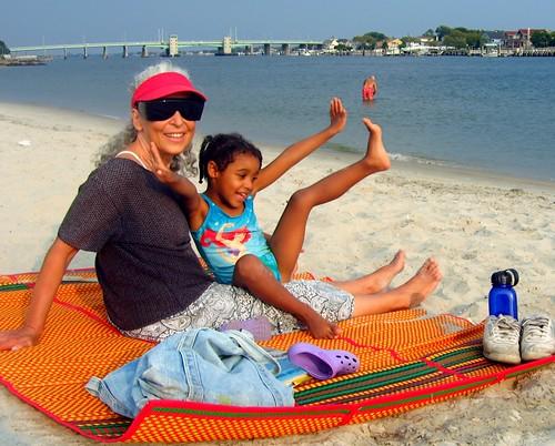 Aerobic With Granny