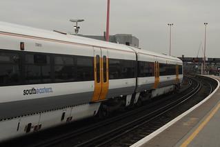 Class 465 at London Bridge   by Matthew Black