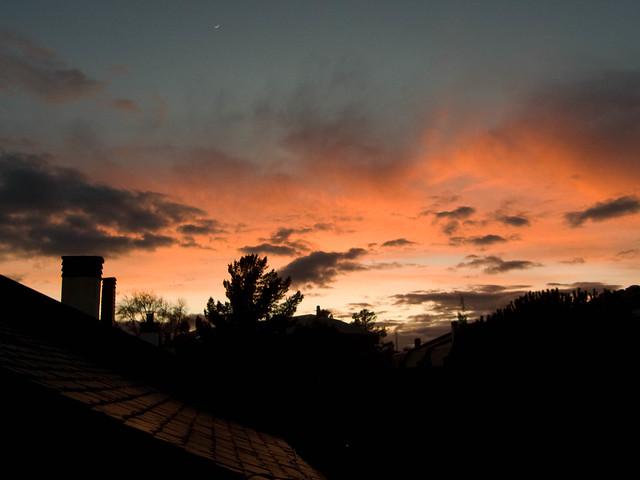 Skyline desde mi casa