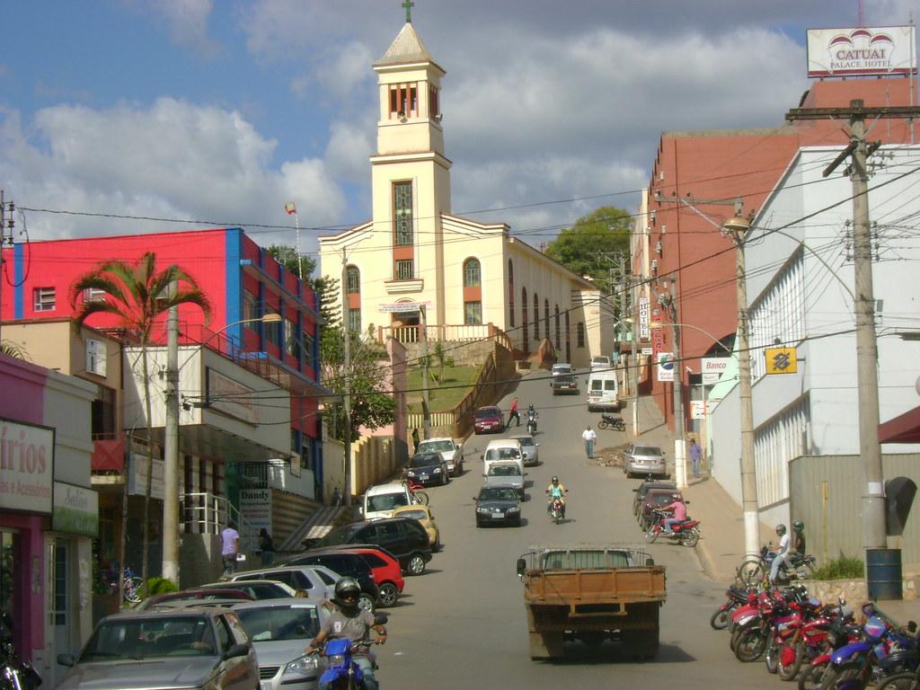 Capelinha Minas Gerais fonte: live.staticflickr.com