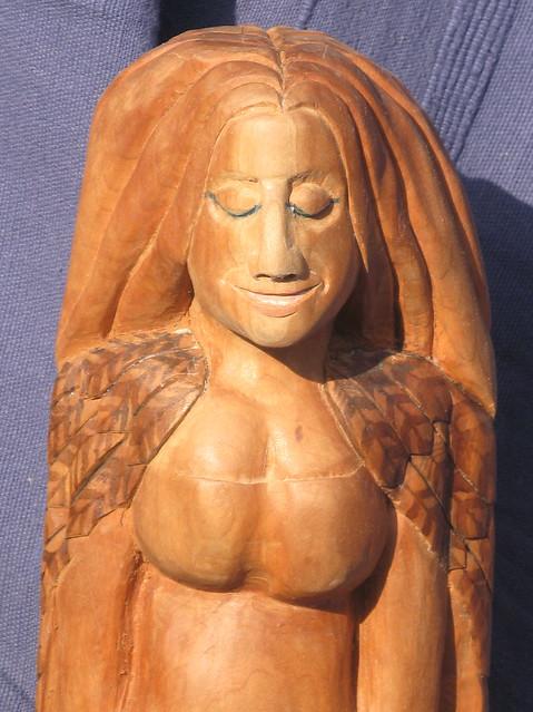 Freya Statue by Mold