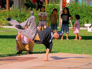 Breakdancing