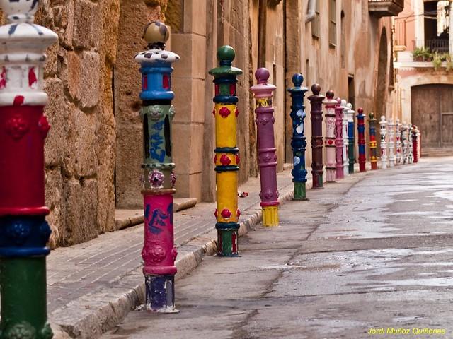 Streets of Tarragona