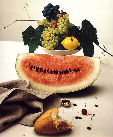 irving penn_watermelon