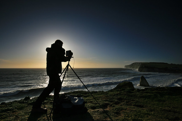 Landscape Photographer, Isle of Wight