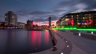 Grand Canal Docks in Dublin | by pallotron