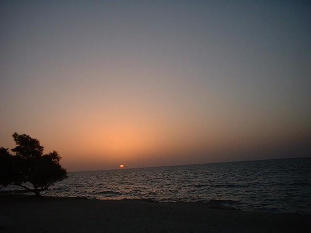 djerba sunrise