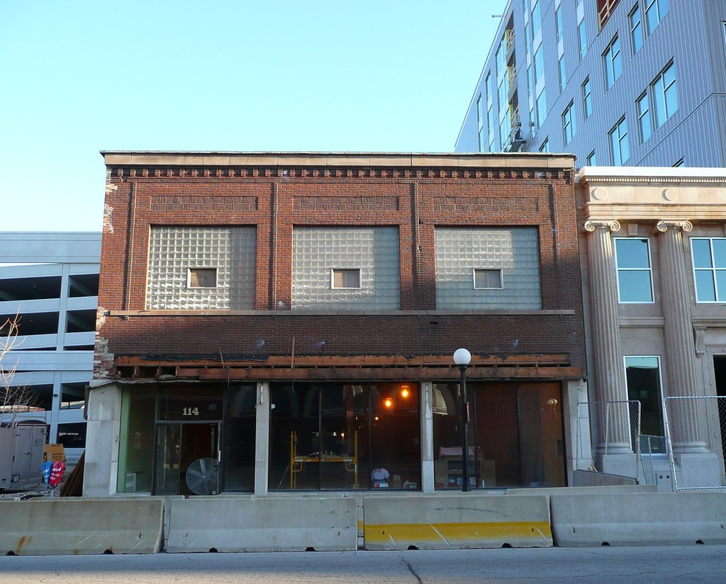 Champaign, IL Slipcover Removed From Old Furniture Store ...