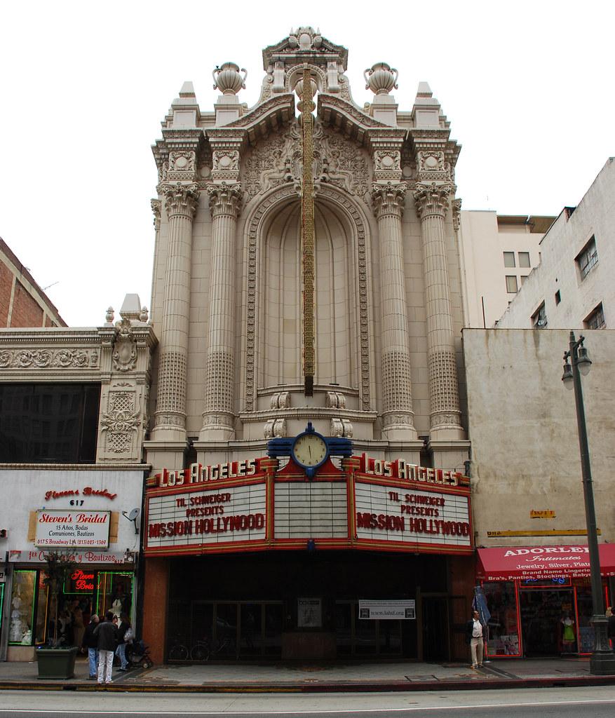 Adore Los Angeles los angeles theatre | los angeles historic-cultural monument