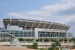 Cleveland Brown Stadium | by GoonSquadSarah