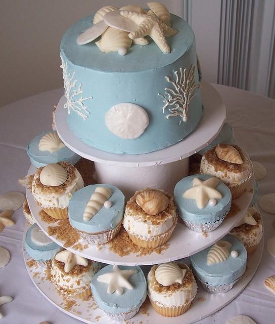 Wedding CupCake Towers; Wilmington, NC Carolina Cakes & Confections