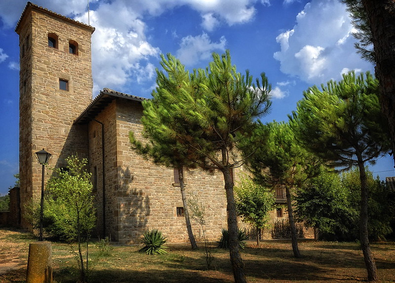 Església de Sant Joan de Bergús