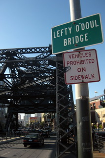 San Francisco: Lefty O'Doul Bridge | by wallyg