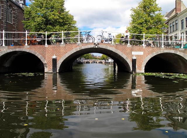 Bridge, Leiden