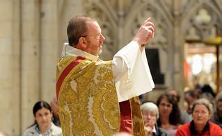 York Minster- Catholic Mass   by Catholic Church (England and Wales)