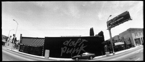 Daft Punk is playing in my house… #1   by Helldorado Berlin
